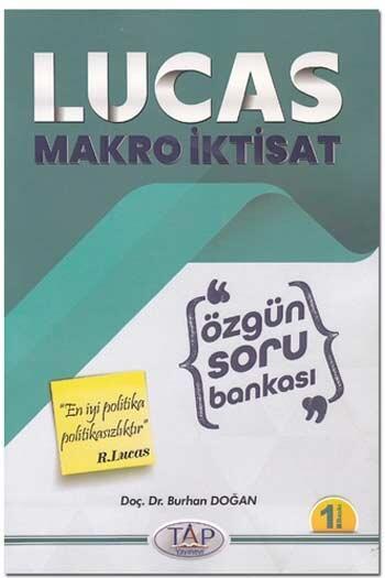 Tap Yayınevi - Tap Yayınevi LUCAS Makro İktisat Özgün Soru Bankası