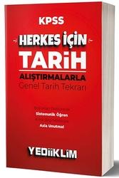 Yediiklim Yayınları - Tarih – Alıştırmalarla Genel Tarih Tekrarı