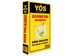 Tasarı Yayınları - Tasarı Yayınları 2018 YÖS Geometri Konu Anlatımı
