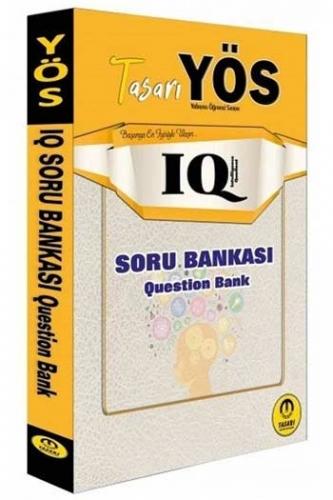 Tasarı Yayınları 2020 YÖS IQ Soru Bankası