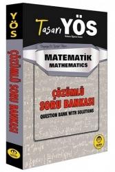 Tasarı Yayınları - Tasarı Yayınları 2020 YÖS Matematik Çözümlü Soru Bankası