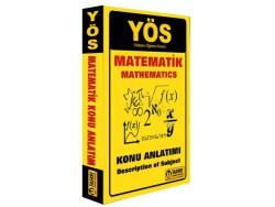 Tasarı Yayınları - Tasarı Yayınları 2018 YÖS Matematik Konu Anlatımı