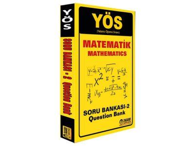 Tasarı Yayınları 2018 YÖS Matematik Soru Bankası 2