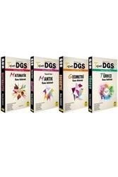Tasarı Yayınları - Tasarı Yayınları 2020 DGS Konu Anlatımlı Modüler Set