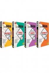 Tasarı Yayınları - Tasarı Yayınları 2021 DGS Konu Anlatımlı Modüler Set