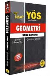 Tasarı Yayınları - Tasarı Yayınları 2021 YÖS Geometri Soru Bankası
