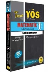 Tasarı Yayınları - Tasarı Yayınları 2021 YÖS Matematik Soru Bankası 1