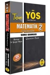 Tasarı Yayınları - Tasarı Yayınları 2021 YÖS Matematik Soru Bankası 2