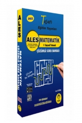Tasarı Yayınları - Tasarı Yayınları 2022 ALES Matematik Video Çözümlü Soru Bankası