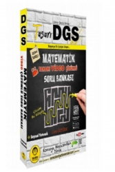 Tasarı Yayınları - Tasarı Yayınları 2022 DGS Matematik Video Çözümlü Soru Bankası