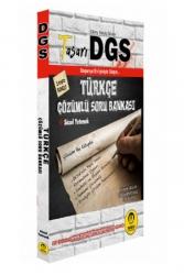 Tasarı Yayınları - Tasarı Yayınları 2022 DGS Türkçe Çözümlü Soru Bankası