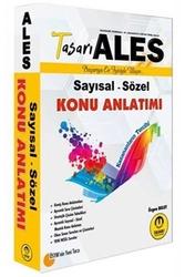 Tasarı Yayınları - Tasarı Yayınları ALES Sayısal Sözel Konu Anlatımı
