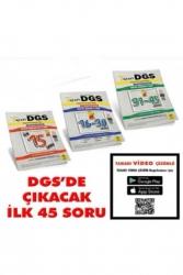 Tasarı Yayınları - Tasarı Yayınları DGS Matematik İlk 45 Arası Garanti Serisi Soru Seti