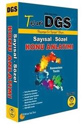 Tasarı Yayınları - Tasarı Yayınları DGS Sayısal Sözel Konu Anlatımı