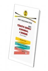 Tasarı Yayınları - Tasarı Yayınları DGS TÜRKİYE GENELİ 4 DENEME ( 1.2.4.5.)