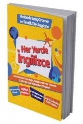 Tasarı Yayınları - Tasarı Yayınları Her Yerde İngilizce Hazırlık Kitabı