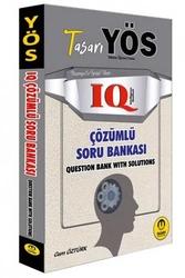 Tasarı Yayınları - Tasarı Yayınları YÖS IQ Çözümlü Soru Bankası