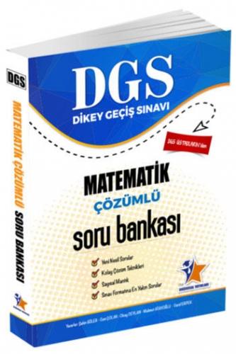 Tek Doğrusal Yayınları 2021 DGS Matematik Çözümlü Soru Bankası