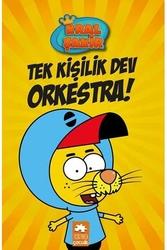 Eksik Parça Yayınları - Tek Kişilik Dev Orkestra! Kral Şakir Eksik Parça Yayınları