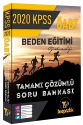 Teopratik Yayınları - Teopratik Yayınları 2020 ÖABT Beden Eğitimi Öğretmenliği Tamamı Çözümlü Soru Bankası