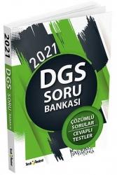Tercih Akademi - Tercih Akademi Yayınları 2021 DGS Çözümlü Soru Bankası