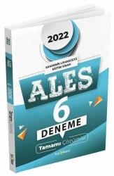 Tercih Akademi - Tercih Akademi Yayınları 2022 ALES 6 Deneme Çözümlü