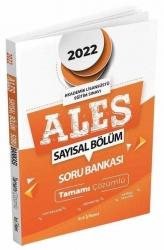Tercih Akademi - Tercih Akademi Yayınları 2022 ALES Sayısal Soru Bankası Çözümlü