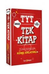 Tercih Akademi - Tercih Akademi Yayınları 2022 TYT Tüm Dersler Konu Anlatımlı Tek Kitap