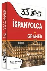 Tercih Akademi - Tercih Akademi Yayınları 33 Derste İspanyolca Gramer