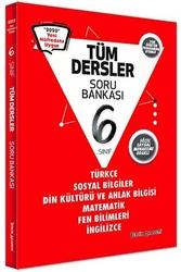 Tercih Akademi - Tercih Akademi Yayınları 6. Sınıf Tüm Dersler Soru Bankası
