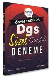 Tercih Akademi - Tercih Akademi Yayınları DGS Sözel 5×60 Deneme