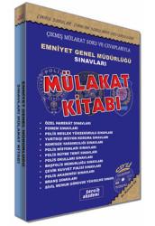 Tercih Akademi - Tercih Akademi Yayınları Emniyet Genel Müdürlüğü Sınavları Sonrası Mülakat Kitabı CD'li