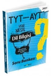 Tercih Akademi - Tercih Akademi Yayınları TYT AYT Dil Bilgisi Yeni Nesil Soru Bankası
