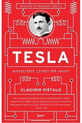 Zeplin Kitap - Tesla Maskelerle Çevrili Bir Hayat Zeplin Kitap