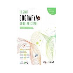 Test Okul Yayınları - Test Okul Yayınları 10. Sınıf Coğrafya Sorular Kitabı