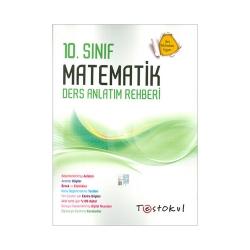Test Okul Yayınları - Test Okul Yayınları 10.Sınıf Matematik Ders Anlatım Rehberi