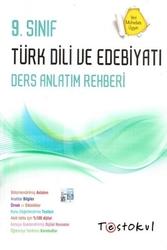 Test Okul Yayınları - Test Okul Yayınları 9. Sınıf Türk Dili ve Edebiyatı Ders Anlatım Rehberi