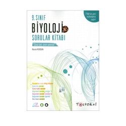 Test Okul Yayınları - Test Okul Yayınları 9.Sınıf Biyoloji Sorular Kitabı