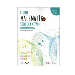Test Okul Yayınları - Test Okul Yayınları 9.Sınıf Matematik Sorular Kitabı