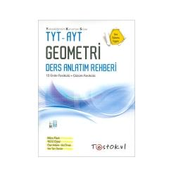Test Okul Yayınları - Test Okul Yayınları TYT AYT Geometri Ders Anlatım Rehberi