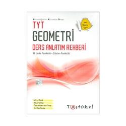 Test Okul Yayınları - Test Okul Yayınları TYT Geometri Ders Anlatım Rehberi
