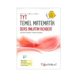 Test Okul Yayınları - Test Okul Yayınları TYT Temel Matematik Ders Anlatım Rehberi