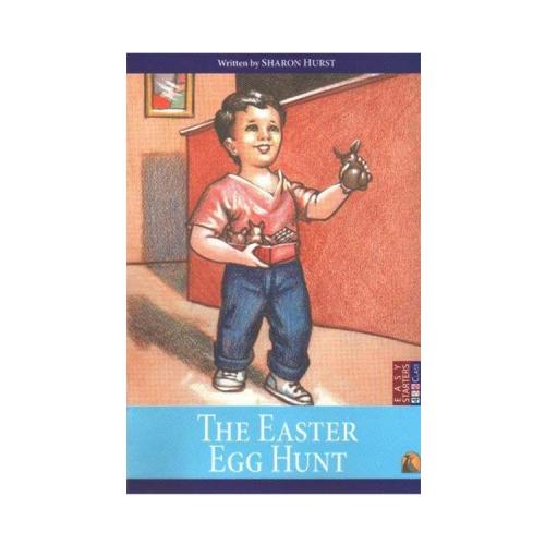 The Easter Egg Hunt Kapadokya Yayınları