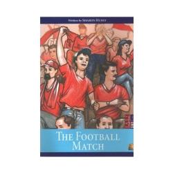 Kapadokya Yayınları - İngilizce Hikaye The Football Match - Kapadokya Yayınları