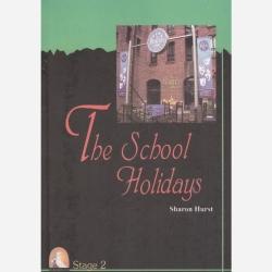 Kapadokya Yayınları - The School Holidays Stage 2 Kapadokya Yayınları