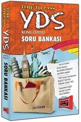 Yargı Yayınları - Time to Pass YDS Konu Özetli Soru Bankası Yargı Yayınları