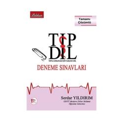Pelikan Yayıncılık - Pelikan Yayınları TIPDİL Deneme Sınavları 6 Deneme