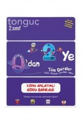 Tonguç Akademi - Tonguç Akademi 0 dan 2 ye Tüm Dersler Konu Anlatımlı Soru Bankası