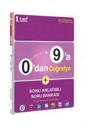 Tonguç Akademi - Tonguç Akademi 0 dan 9 a Coğrafya Konu Anlatımlı Soru Bankası