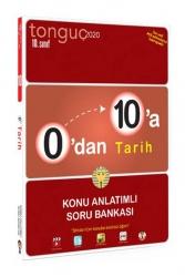 Tonguç Akademi - Tonguç Akademi 0`dan 10`a Tarih Konu Anlatımlı Soru Bankası